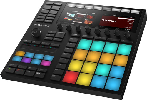 Second Chance Native Instruments Maschine MK3 Black Main Image