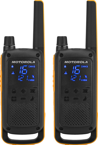 Motorola Talkabout T82 EXTREME Twin Pack Main Image