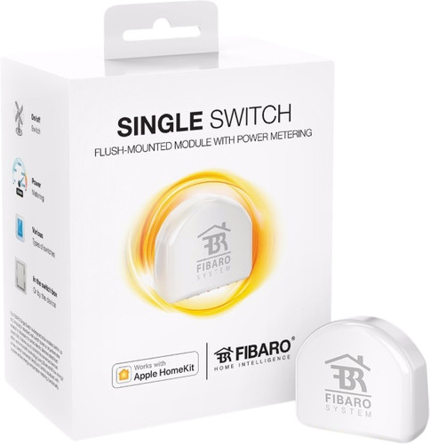 Fibaro Single Switch HomeKit Main Image