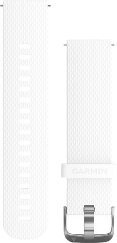 Garmin Vivoactive 3 Silicone Watch Strap S White Main Image