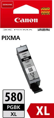 Canon PGI-580XL Cartridge Pigmentzwart Main Image