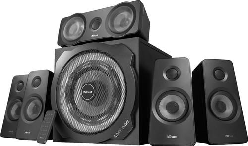 Trust GXT 658 Tytan 5.1 Surround Speaker System Main Image