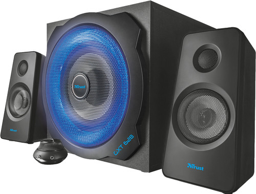 Trust GXT 628 2.1 Illuminated Speaker Set Limited Edition Main Image