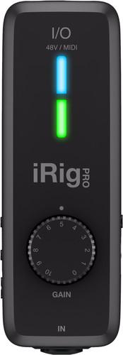 IK Multimedia iRig Pro I / O Main Image