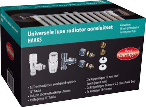 Best Design Universal Luxury Radiator connection set Main Image