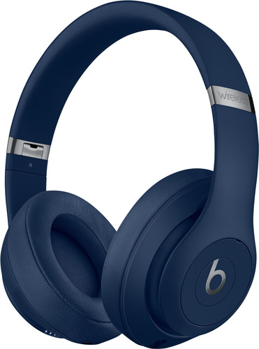 Beats Studio3 Wireless Blauw Main Image