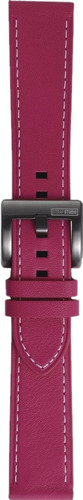 Samsung Gear Sport Leather Watch Strap Pink Main Image