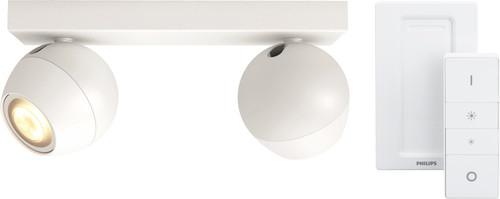 Philips Hue Buckram 2-Spot White Main Image