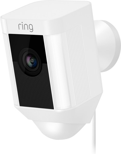 Ring Spotlight Cam Wired Wit Main Image