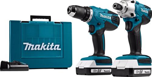 Makita DK18041 Combi set Main Image
