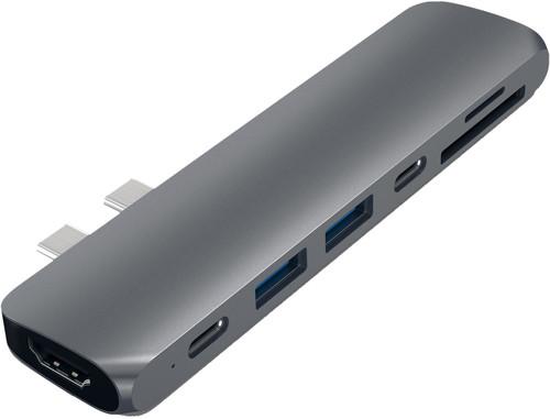Satechi TYPE-C PRO Hub 4K HDMI Gray Main Image