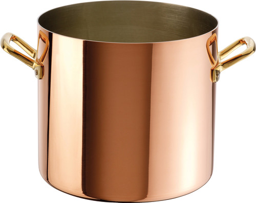 Paderno Copper Soup Pot 22cm Main Image