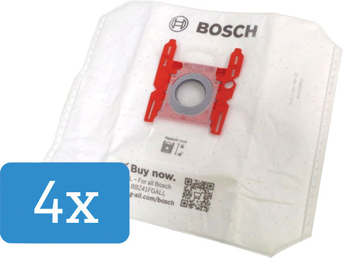 Bosch BBZ41FGALL G All vacuum cleaner bag (4 units) Main Image