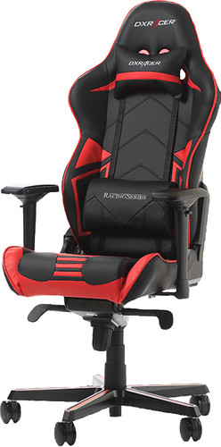 DXRacer RACING PRO Gaming Chair Zwart/Rood Main Image