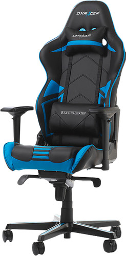 DXRacer RACING PRO Gaming Chair Black/Blue Main Image