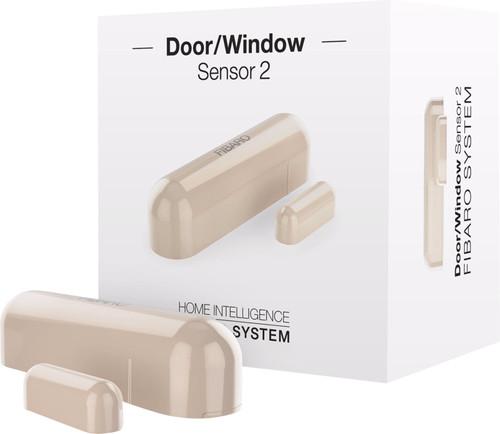 Fibaro Door and Window sensor 2 Cream Main Image