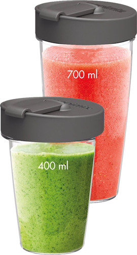 Magimix Blend Cups 17243 400 & 700ml Main Image