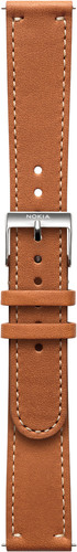 Withings 18mm Leather Watch Strap Brown Main Image