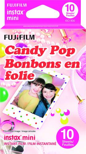 Fujifilm Instax Colorfilm Mini Candypop (10 pieces) Main Image