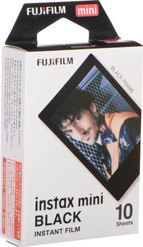 Fujifilm Instax Mini Black Frame (10 pieces) Main Image