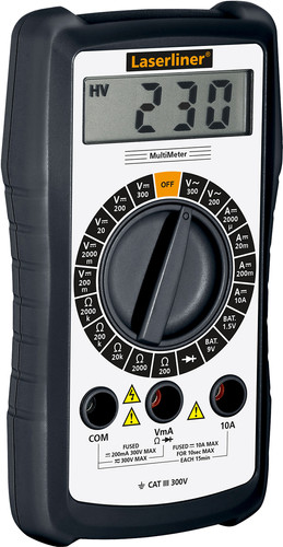 Laserliner MultiMeter Main Image