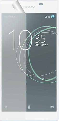 Azuri Sony Xperia L1 Screen Protector Plastic Duo Pack Main Image