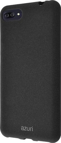 Azuri Flexible Sand Asus Zenfone 4 Max 5.5 Inch Back Cover Black Main Image
