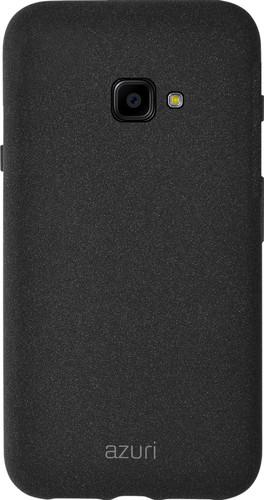 Azuri Flexible Sand Samsung Galaxy Xcover 4 / 4s Back Cover Zwart Main Image