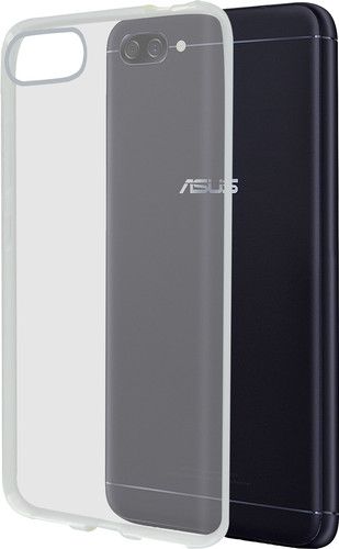 Azuri Glossy TPU Asus Zenfone 4 Max 5.2 Inch Back Cover Transparant Main Image