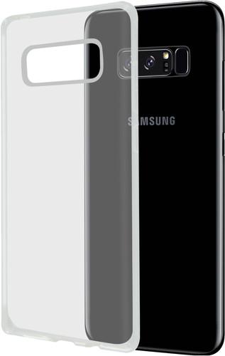 Azuri Glossy TPU Samsung Galaxy Note 8 Back Cover Transparant Main Image