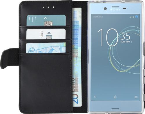 Azuri Wallet Magneet Sony Xperia XZs Book Case Zwart Main Image