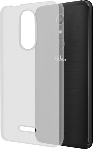 Azuri Glossy TPU Wiko U Pulse Lite Back Cover Transparant Main Image