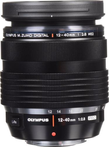 Olympus M.Zuiko Digital ED 12-40mm f/2.8 Pro Main Image