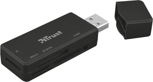 Trust Nanga USB 3.1 Card Reader Main Image