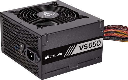 Corsair VS650 Main Image