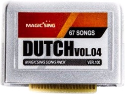 Magic Sing Dutch Vol. 4 Songchip Main Image