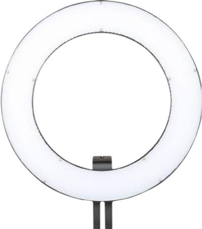 Falcon Eyes Bi-Color LED Ring Lamp DVR-384DVC Main Image
