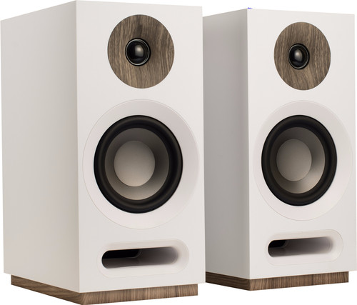Jamo S 803 Bookshelf Speaker White (per pair) Main Image
