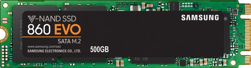 Samsung 860 EVO M.2 500GB Main Image