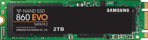 Samsung 860 EVO M.2 2TB Main Image