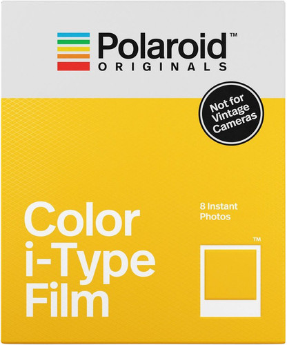 Polaroid Original Color Instant fotopapier voor I-type Main Image