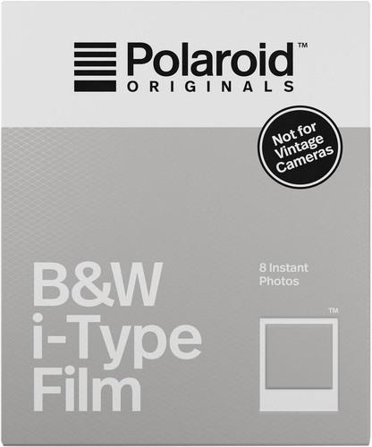 Polaroid Original B & W Instant photo paper for I-type Main Image