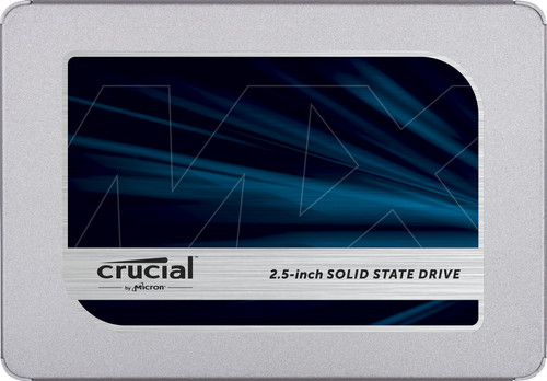 Crucial MX500 2,5 inch 500GB Main Image