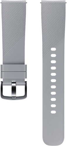 Samsung Gear Sport Silicon Watch Strap Gray Main Image