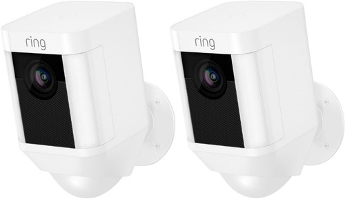 Ring Spotlight Cam Battery Wit Duo Pack Main Image