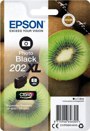 Epson 202XL Cartridge Photo Black Main Image