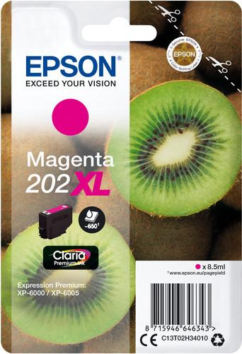 Epson 202XL Cartridge Magenta Main Image