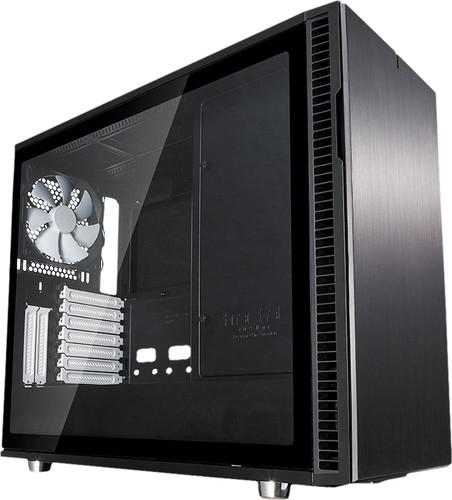 Fractal Design Define R6 Black Tempered Glass Main Image