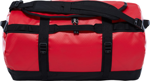 The North Face Base Camp Duffel S TNF Red / TNF Black Main Image