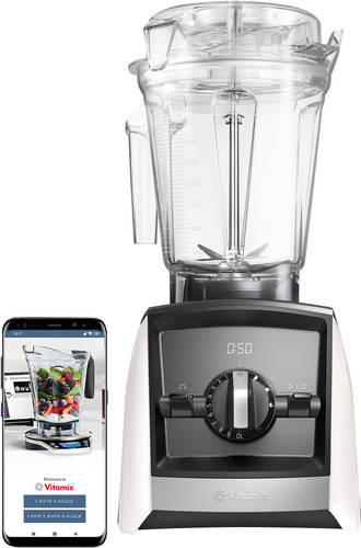 Vitamix Ascent A2500i Wit Main Image